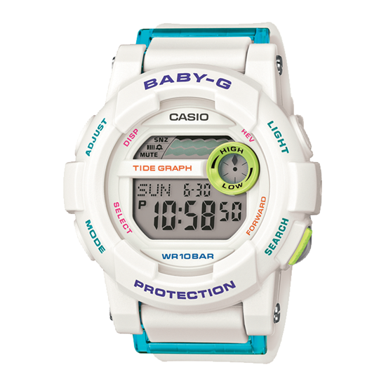 Снимка на CASIO BGD-180FB-7ER